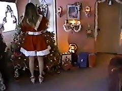 kylee's Sexy Stockings Christmas porn tube video