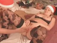 MerryChristmas HeleDark JulKta porn tube video