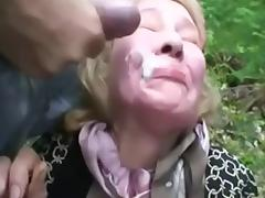 Bukkake, Bukkake, German