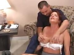 Fingering, Big Tits, Fingering, Massage, Mature, Masseuse