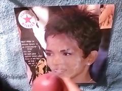 Halle Berry Cum tube porn video