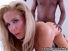 Casting, Assfucking, Audition, Babe, Big Cock, Big Tits
