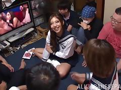 Asian Swingers, Asian, Cum, Cumshot, Facial, Group