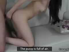 Casting, Amateur, Anal, Assfucking, Audition, Blowjob