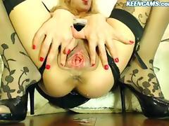 Very Hot Blonde MILF part 2