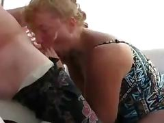 Mature Swinger Wife Deepthroat On a Boat... porn tube video