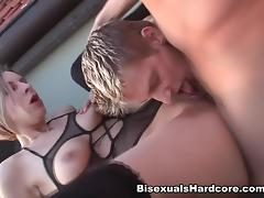 BisexualsHardcore Video: Roxy Taggart porn tube video