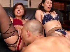 Boss, Angry, Asian, Boss, Japanese, Mature