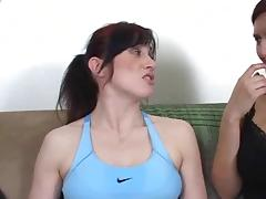 Licking sweaty armpits tube porn video