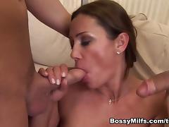 Mom and Boy, 18 19 Teens, Big Tits, Blowjob, Boobs, Brunette