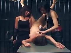 Upside down Bondage & Japanese Queens