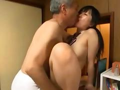 grandpa and the schoolgirl porn tube video