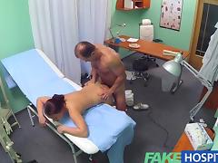 FakeHospital Gorgeous cleaning lady