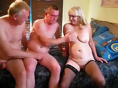 Seniors I'd love to swing with! porn tube video