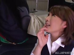 Boss, Asian, Boss, Couple, Japanese, Office