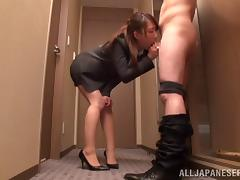 Allure, Adorable, Allure, Asian, Blowjob, Boots