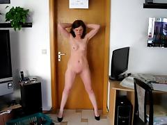 BDSM, Amateur, BDSM, Posing, Slave, Strip
