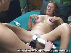 Fresh Years Marital-Device Fuck