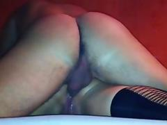 Wild ass to mouth amateur