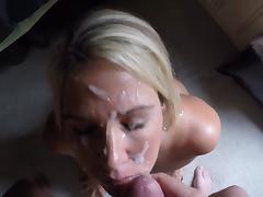 Pussy makes me cum