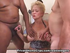 Our July Member's Gang Group Sex Party