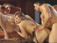 lynn stone, mandy bright, petra short, tiffany rouge - fever