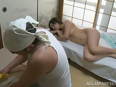 Classy, Amateur, Asian, Classy, Couple, Cowgirl