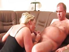 Ebony, Big Tits, Black, Blonde, Blowjob, Boobs