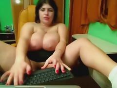 BBW, BBW, Fingering, Masturbation