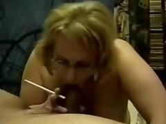 Mature smoke blowjob - negrofloripa