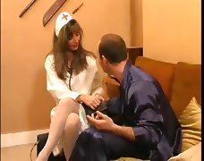 Nurse, French, Lingerie, Nurse, Sex, Stockings