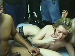Randy chicks in homemade compilation get fucked and jizzed