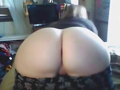 Amateur Masturbate in bathroom Big ass
