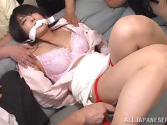 Allure, Allure, Asian, Banging, Bondage, Bound
