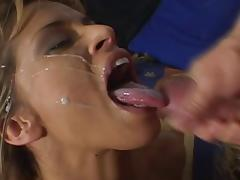 MILF, Big Tits, Blowjob, Close Up, Couple, Cum in Mouth
