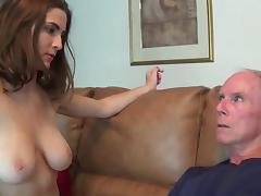 handjob to not her uncle tube porn video