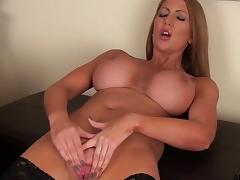 Huge tits and hot pussy will make you cum