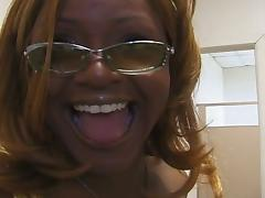 Mature black momma rides young cock tube porn video