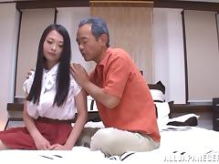 old man eats out his wife tube porn video