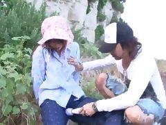 Japanese Fisherwoman Creampied tube porn video
